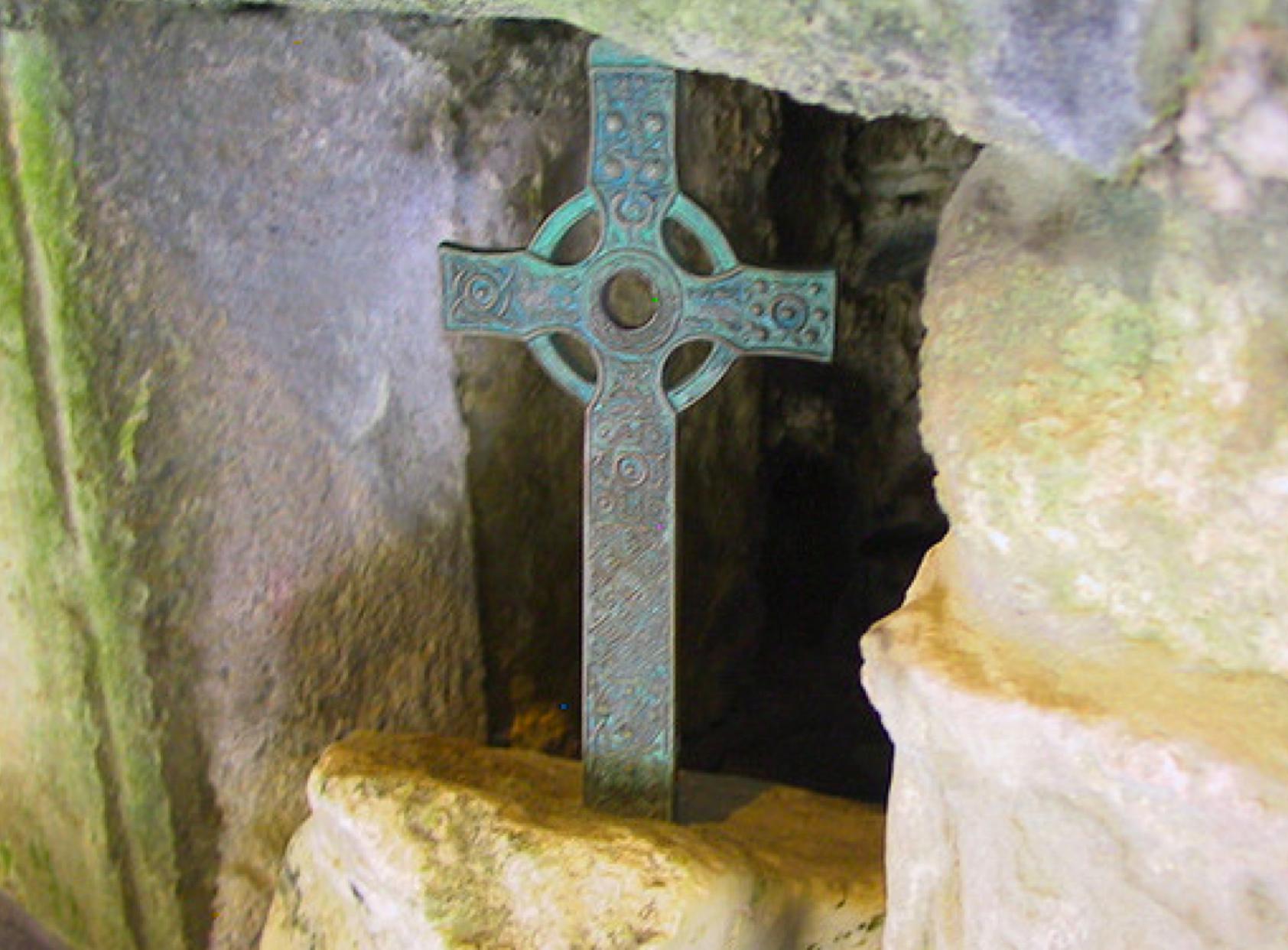 Celtic Cross, Iona Abbey