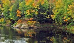 Quebec Autumn colours
