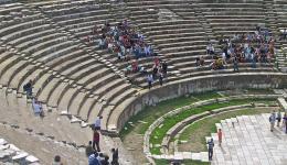 Amphitheatre in Ephesus