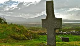 Kilmalkedar Church, Co Kerry, Ireland