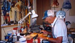Freeman Barber - worshop