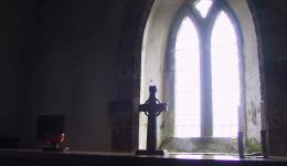 Window and Cross: Iona