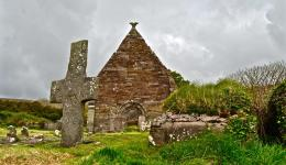 Kilmalkedar Church, Co Kerry