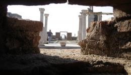 tomb of St John in Ephesus