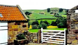 Rake House farm, Glaisdale, Yorkshire