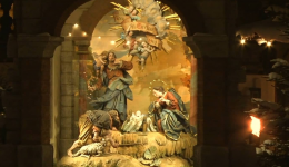 Creche, Nativity Scene