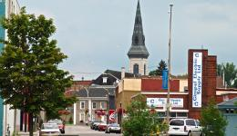 Downtown Trenton, Ontario