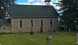 Small Presbyterian Church, Eden Mills, ON