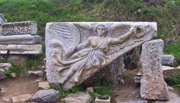 Nike statue, Ephesus