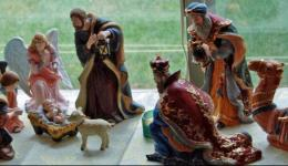 Gathered around the Manger