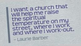 spiritual temperature quote